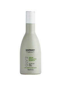 GLV2 - Wellsen Selective Sebum Regulating Shampoo for Oily Hair and Scalps