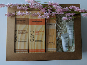 Wellsen GLV4 Hair Care Collection