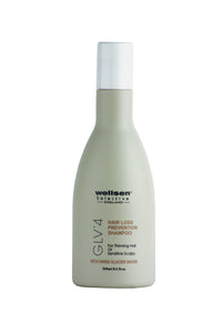 GLV 4 - Wellsen Selective Hair Loss Preventive Shampoo for Thinning Hair or Sensitive Scalps