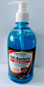Ladyfirst Antibacterial Hand Wash 500ml