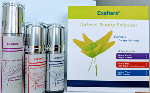 Exalters Natural Beauty Enhancer Skincare