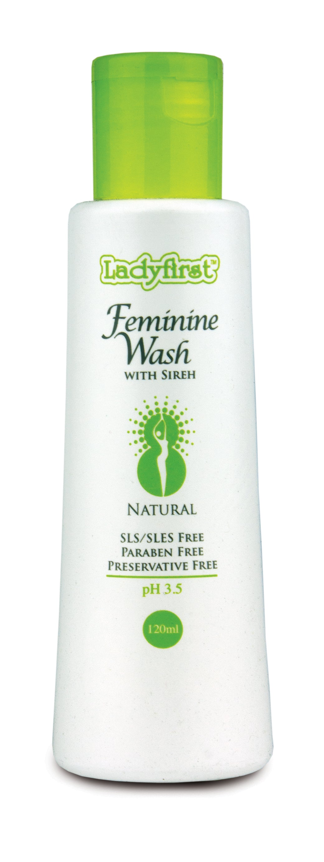 Ladyfirst Feminine Wash Natural