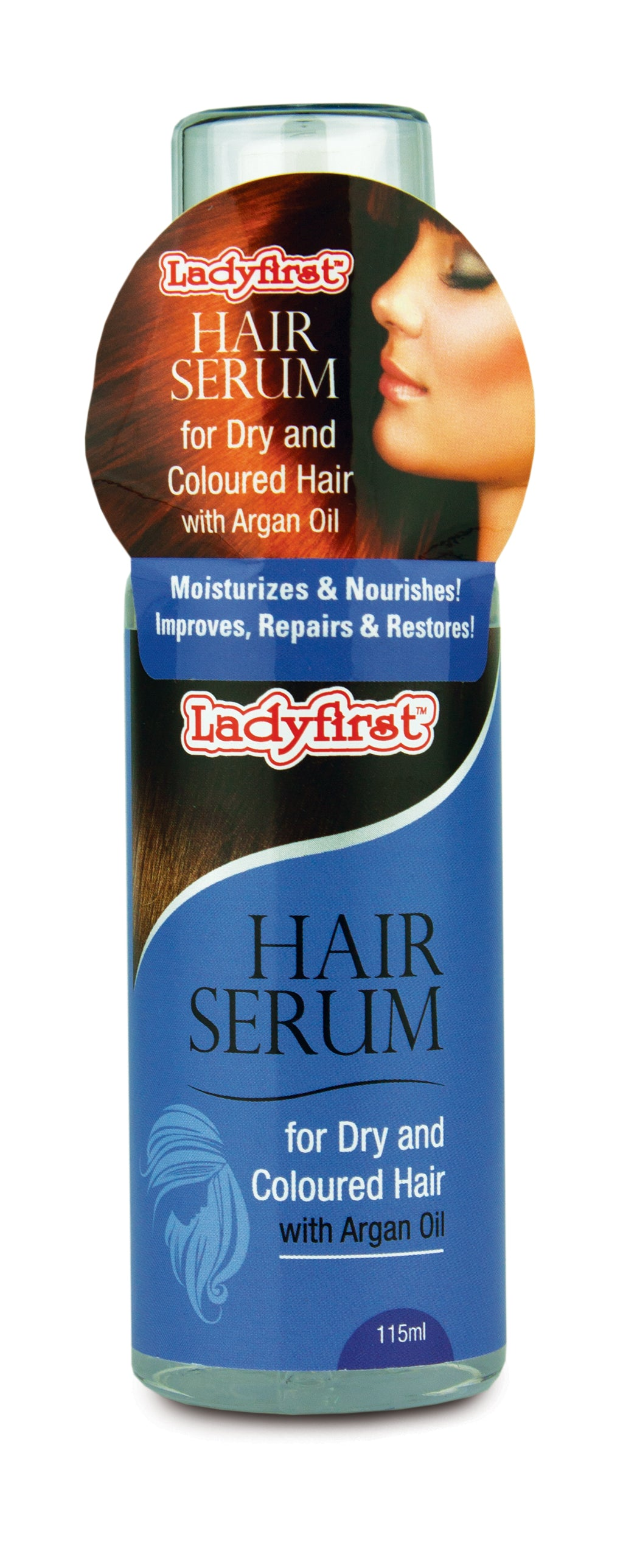 Ladyfirst Hair Serum for Dry Coloured Hair