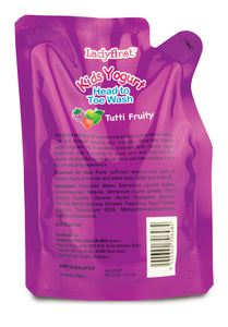 Ladyfirst Kids Yogurt Head To Toe Tutti Fruity Refill Pack