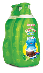 Ladyfirst Kids Yogurt Head To Toe Apple Twin Pack