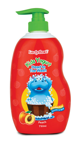 Ladyfirst Kids Yogurt Head To Toe Peach
