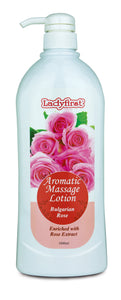 Ladyfirst Aromatic Massage Lotion Bulgarian Rose