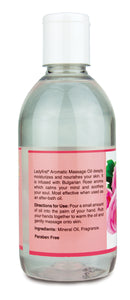 Ladyfirst Aromatic Massage Oil Bulgarian Rose