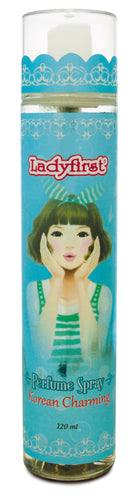 Ladyfirst Perfume Spray Korean Charming