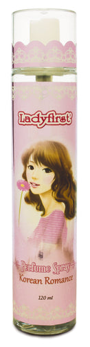 Ladyfirst Perfume Spray Korean Romance
