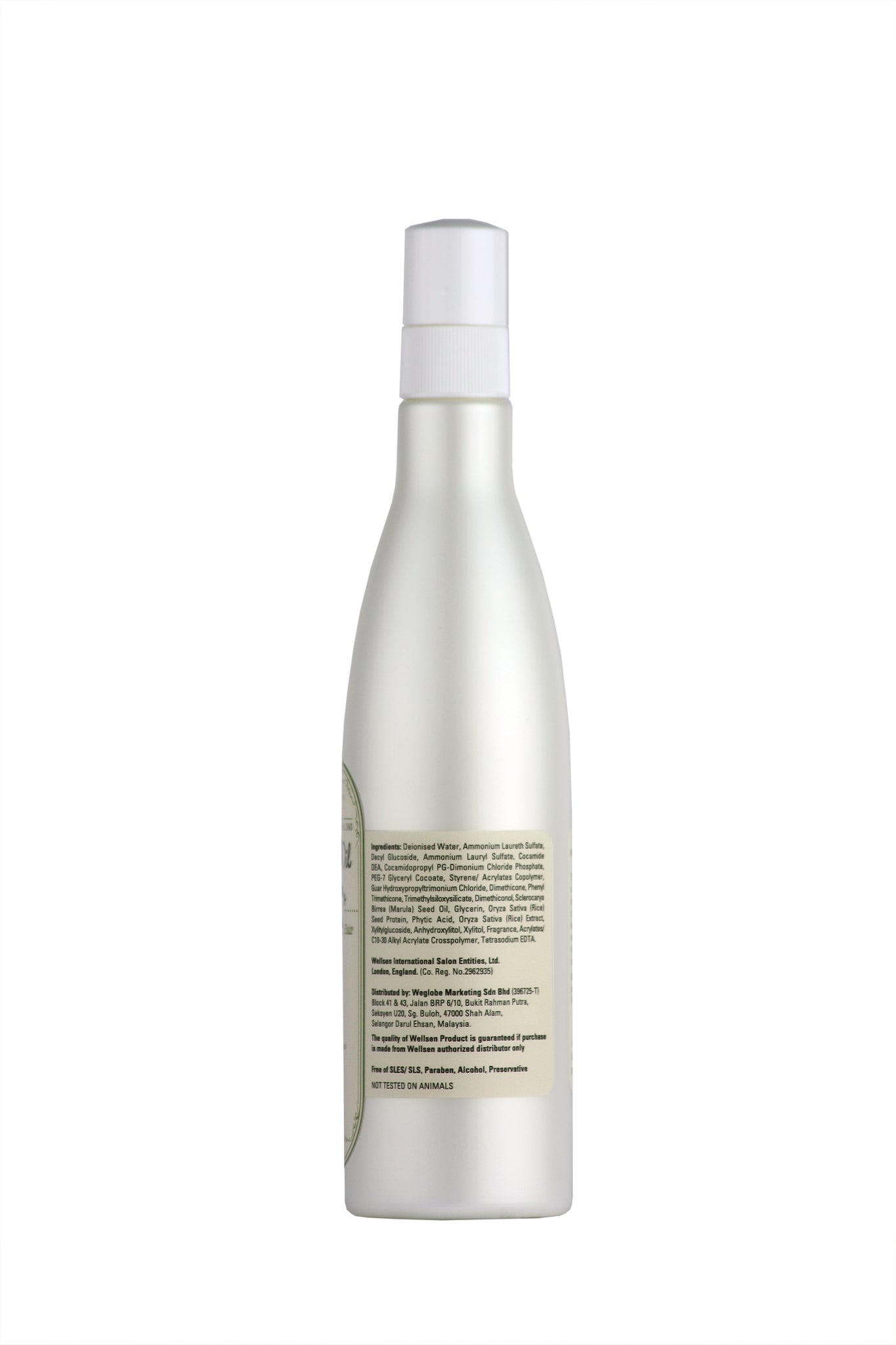 MAC 2 - Wellsen Marula Oil Shampoo for Permed & Coloured Hair