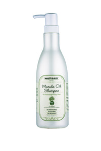 MAC 4 - Wellsen Marula Oil Shampoo for Thinning & Oily Hair