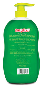 Ladyfirst Family Bath Fruity Delight