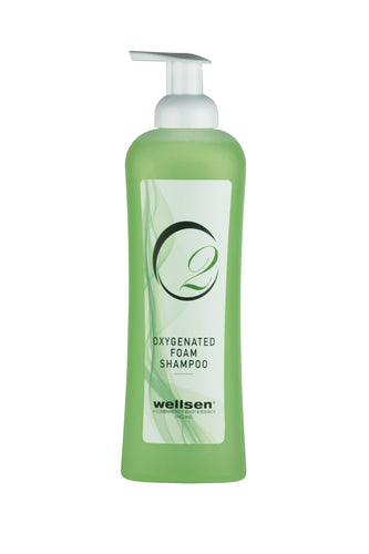 O2 - Wellsen Oxygenated Foam Shampoo