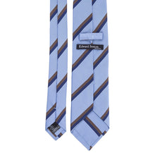 Load image into Gallery viewer, Sky Blue Stripe Tie