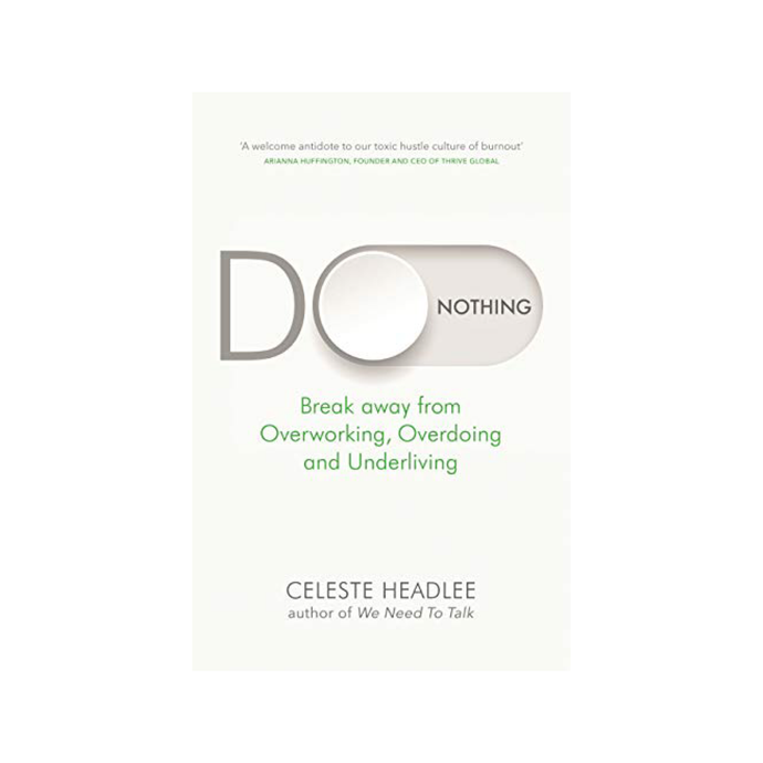 Do Nothing [Book]