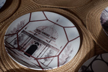 Load image into Gallery viewer, Topkapi 4 Porcelain Plate