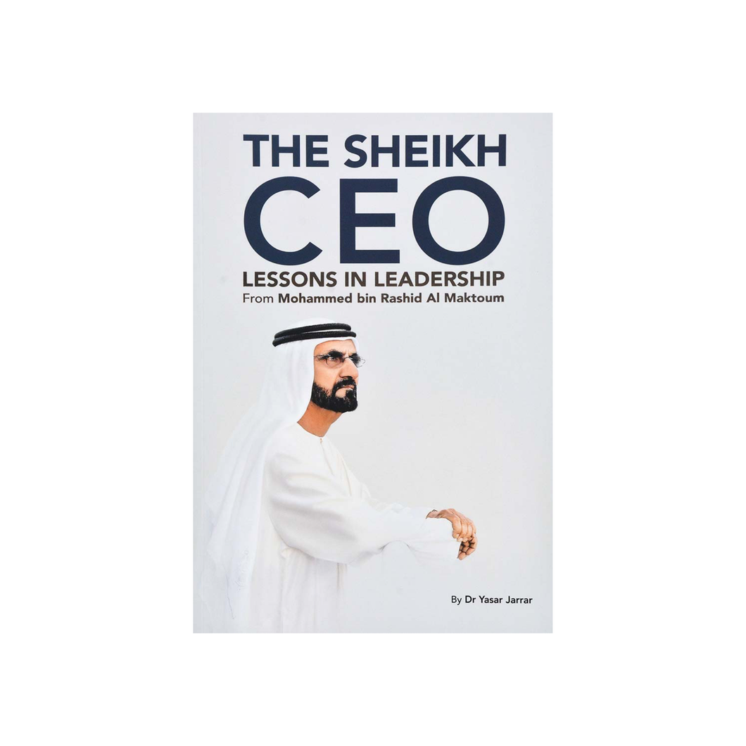 The Sheikh CEO [Book]