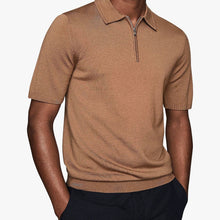 Load image into Gallery viewer, Merino Polo Shirt