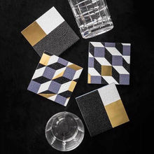 Load image into Gallery viewer, Milan Cube Coasters