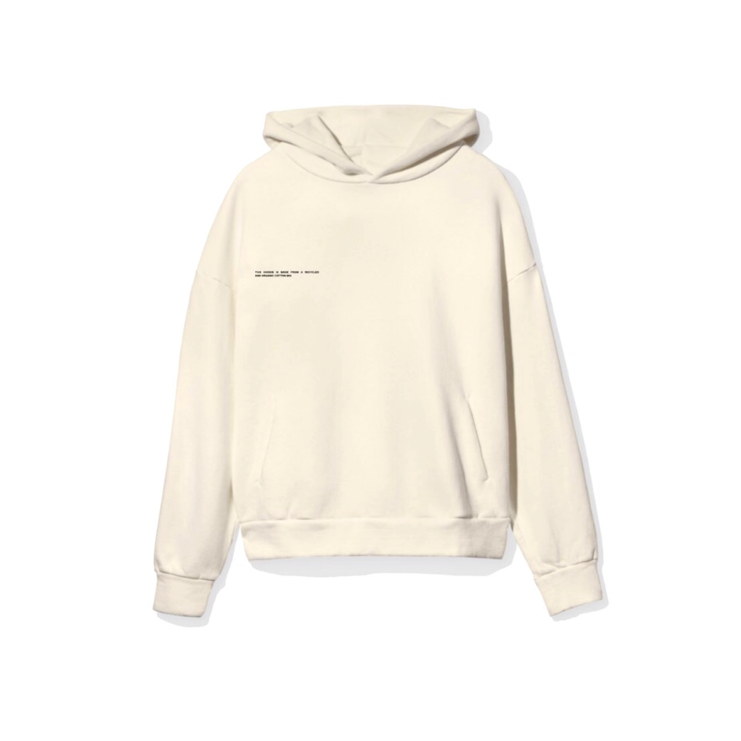 Recycled Cotton Hoodie