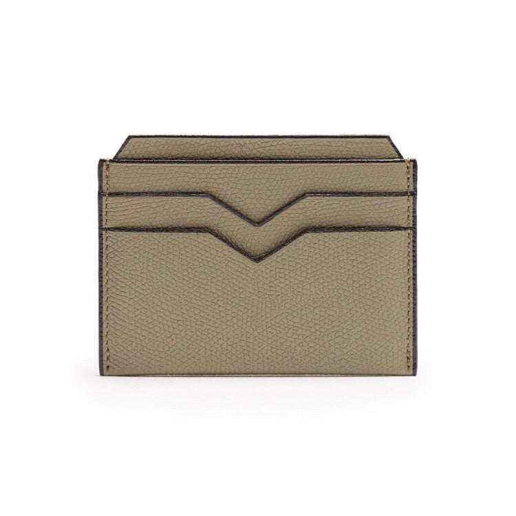 Textured Grained Cardholder