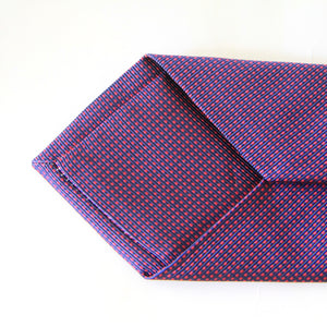 Navy Dotted Tie