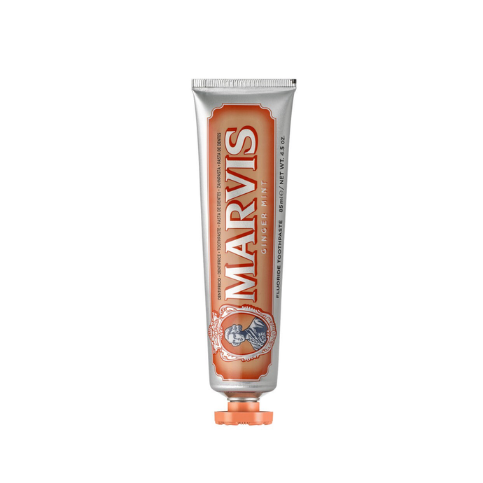 Ginger Toothpaste