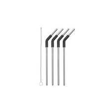 Load image into Gallery viewer, Steel Reusable Straws