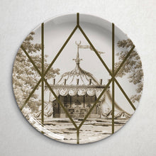 Load image into Gallery viewer, Topkapi 6 Porcelain Plate
