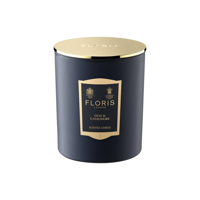 Oud & Cashmere Candle