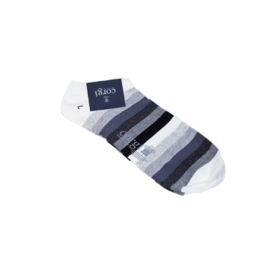Low Cut Striped Socks