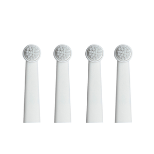 Wall Street Collection - Pack of 4 Brush Heads