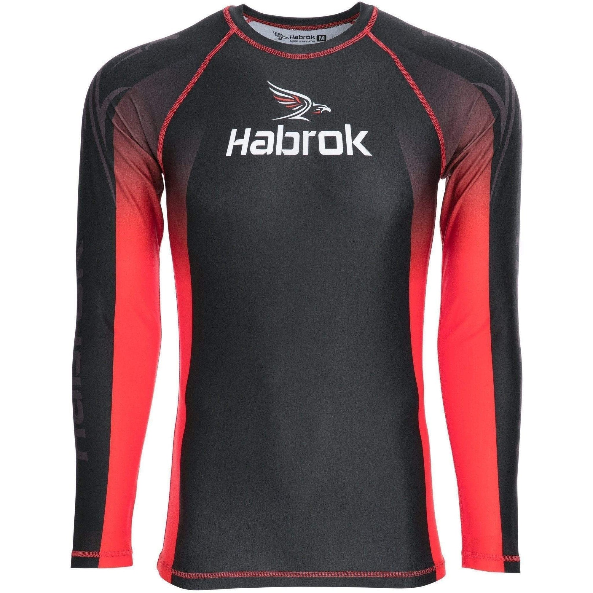Habrok Rash Guard S / BLACK Elite Rash Guard 680334796505