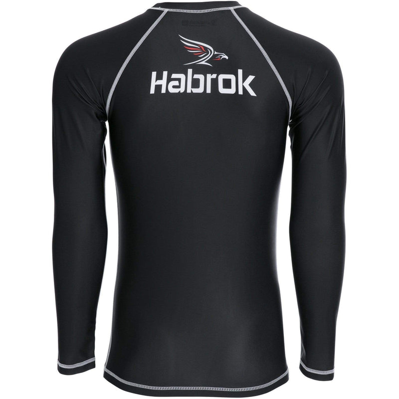 Habrok Rash Guard S / Black Performance Rash Guard 680334796765