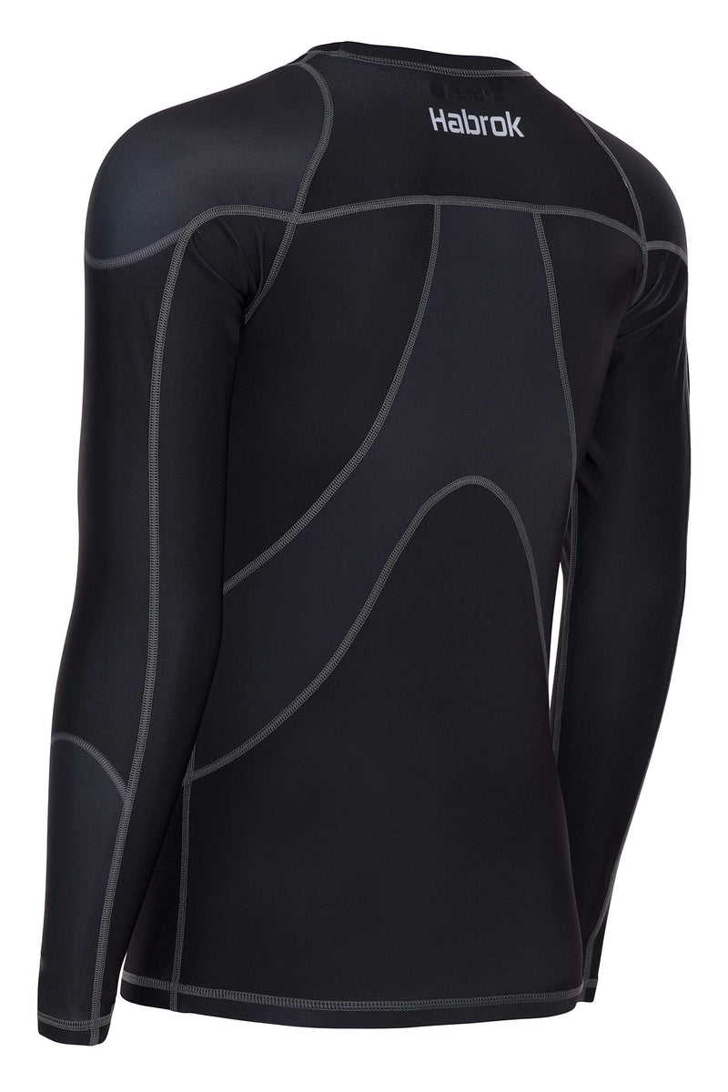 Habrok Rash Guard S / BLACK Pugnator | Rash Guard 680334794204