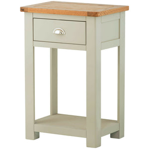 Binbrook 1 Drawer Console Table - Painted