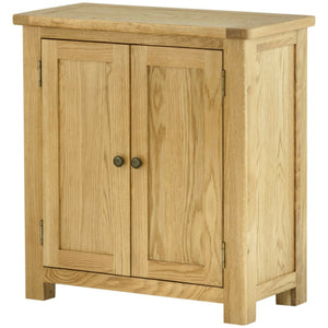 Binbrook 2 Door Cabinet - Oak