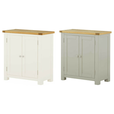 Binbrook 2 Door Cabinet - Painted