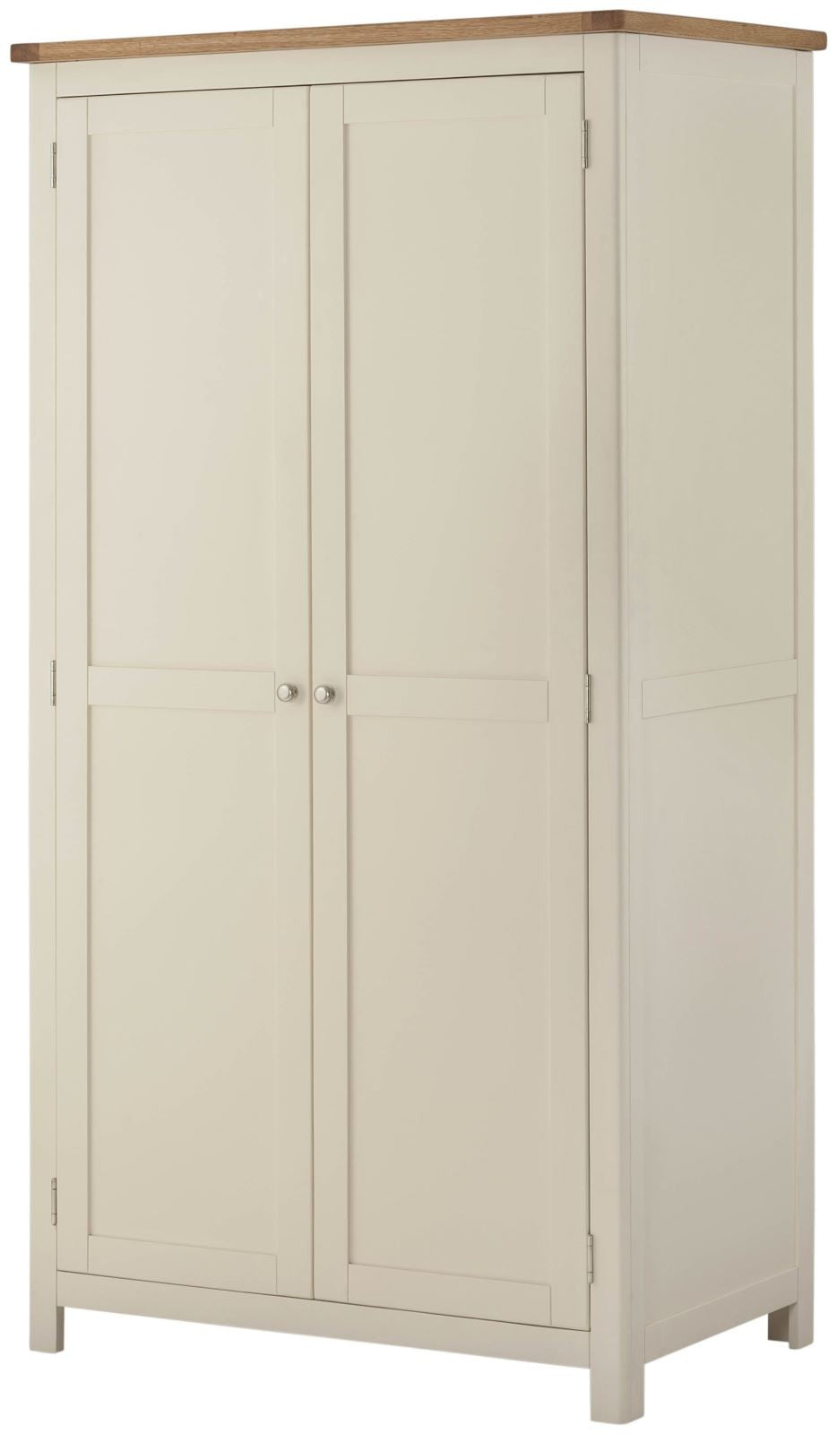 Binbrook 2 Door Wardrobe - Painted