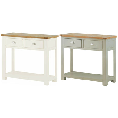 Binbrook 2 Drawer Console Table - Painted