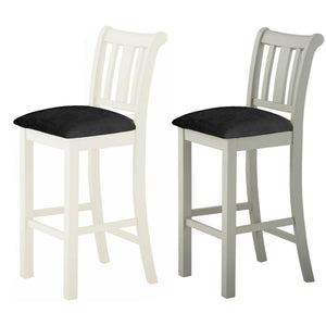 Binbrook Painted Bar Table & Stools - 2 Colours