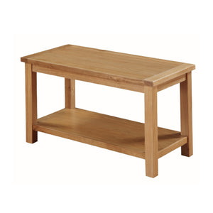 Burwell Coffee Table - City Oak