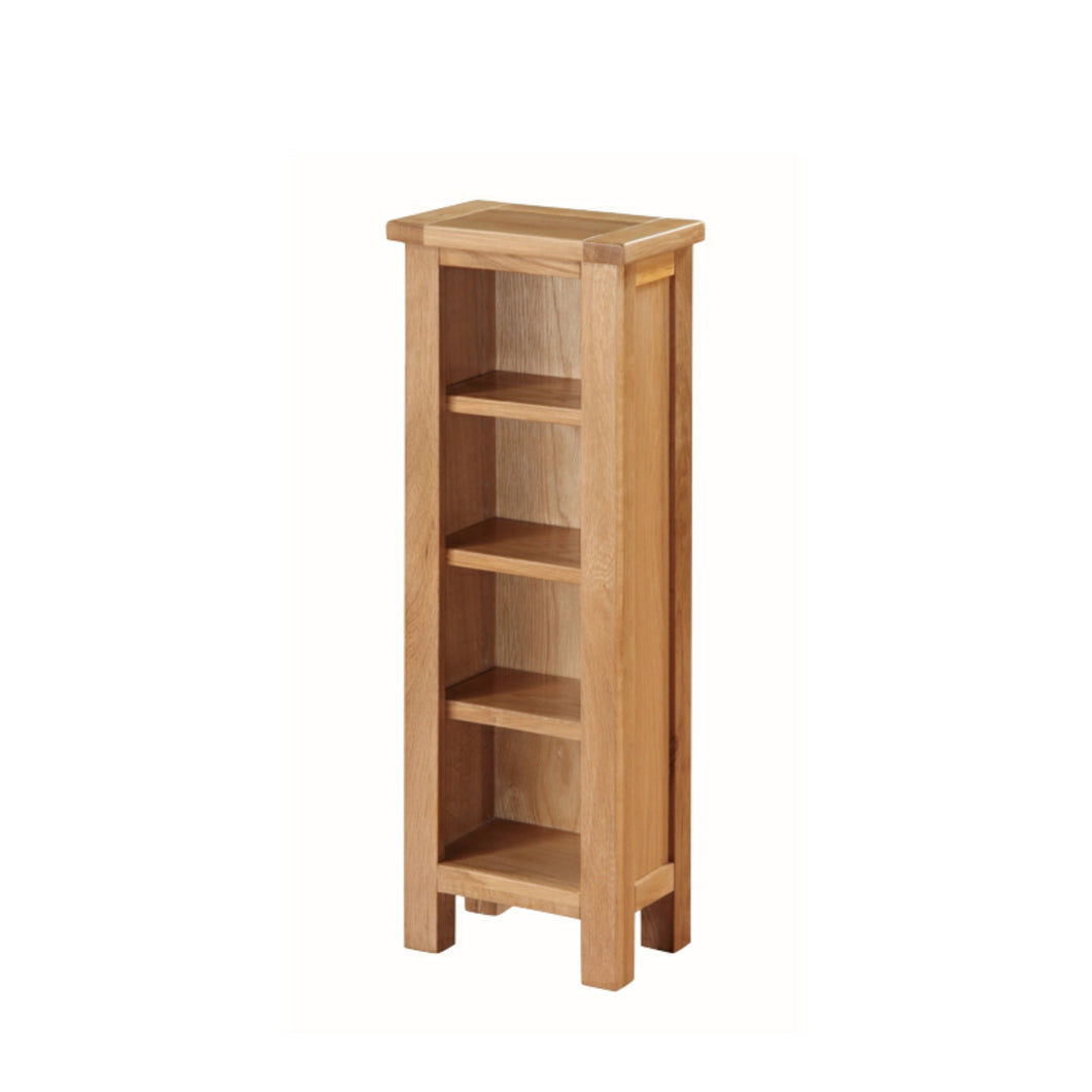 Burwell DVD Stand - City Oak