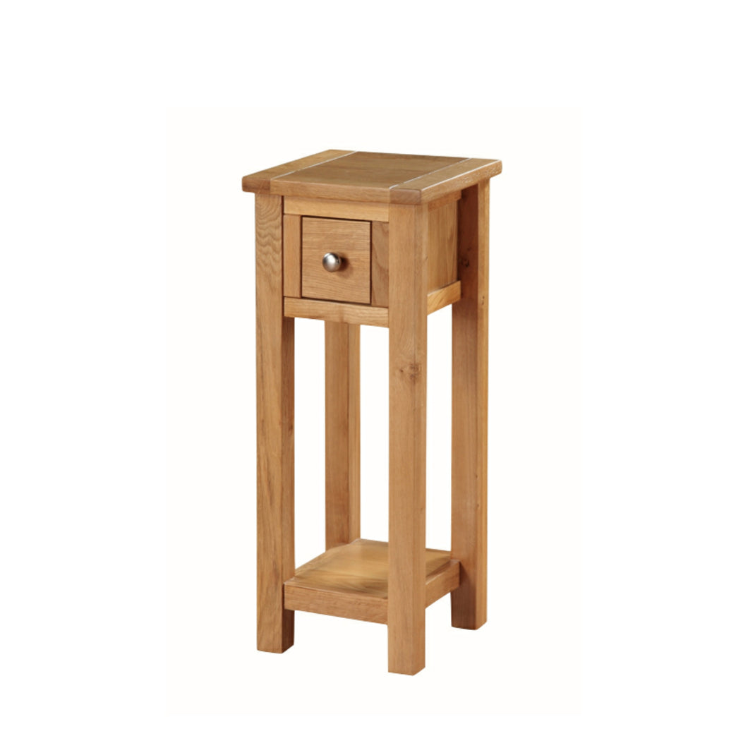 Burwell Telephone Stand - City Oak