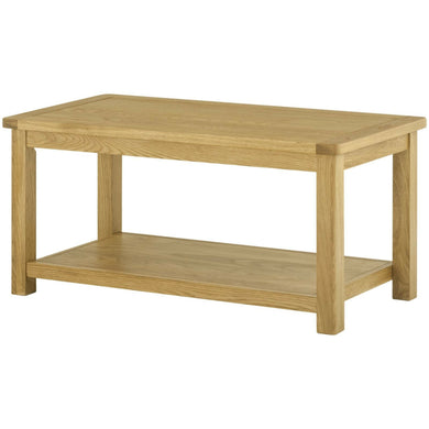 Binbrook Coffee Table - Oak