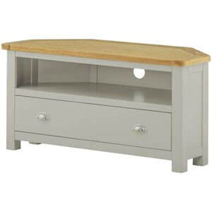 Binbrook Corner TV Cabinet - Painted
