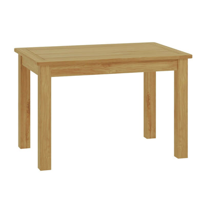 Binbrook 4ft Dining Table - Oak