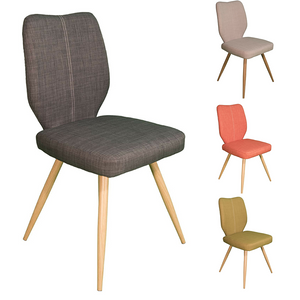 Eclipse Dining Chair - 4 Colour Options