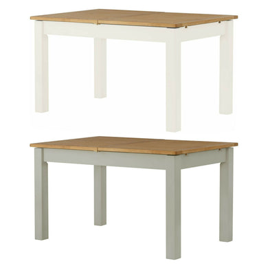 Binbrook Extending Dining Table - Painted